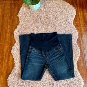 Liz Lange Maternity Straight Leg Jeans/Sz:8